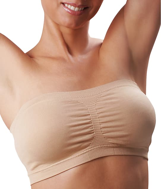 Fashion Forms: Stretch Bandeau Tube Bra