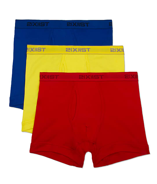 2(x)ist: Essential Boxer Brief 3-Pack