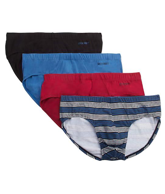2(x)ist: Cotton Stretch Bikini Brief 4-Pack