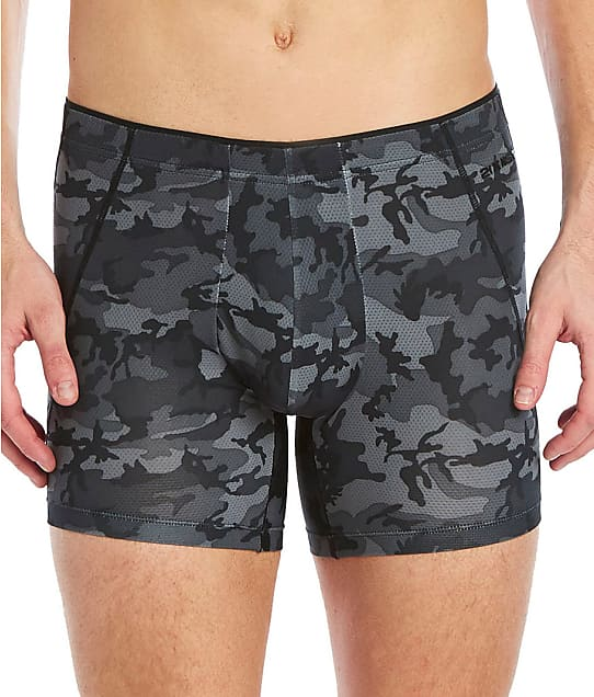2(x)ist: Tech Micro Mesh No Show Boxer Brief