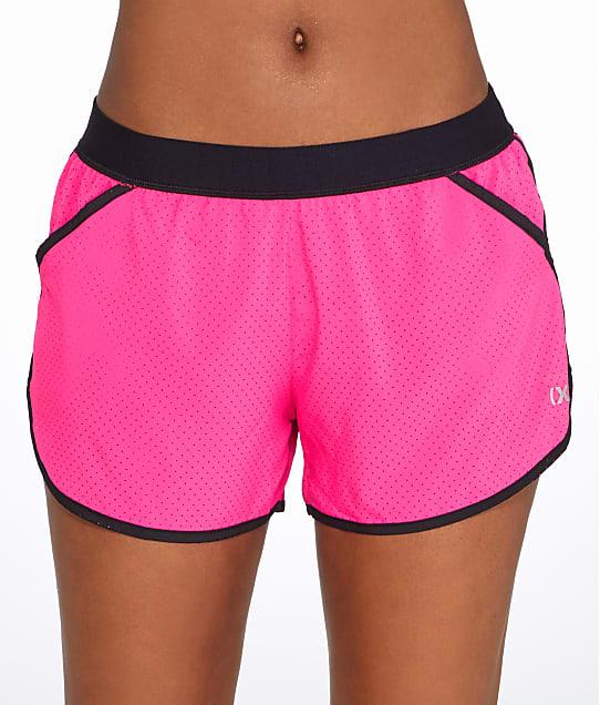 2(x)ist: Woven Mesh Running Shorts
