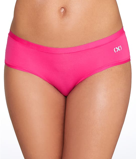 2(x)ist: Athletic Micro Mesh Hipster