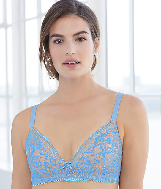 Glamorise: The Perfect ''A'' Enhancing Wire-Free Bra