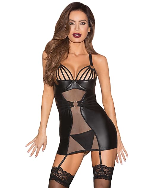 Shirley of Hollywood: Wild Stretch Chemise Set