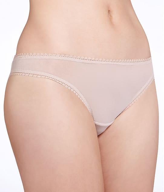 OnGossamer: Plus Size Gossamer Mesh Hip Bikini