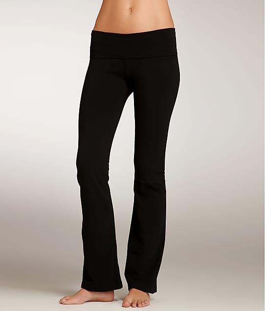 Hard Tail: Rolldown Boot Leg Yoga Pants