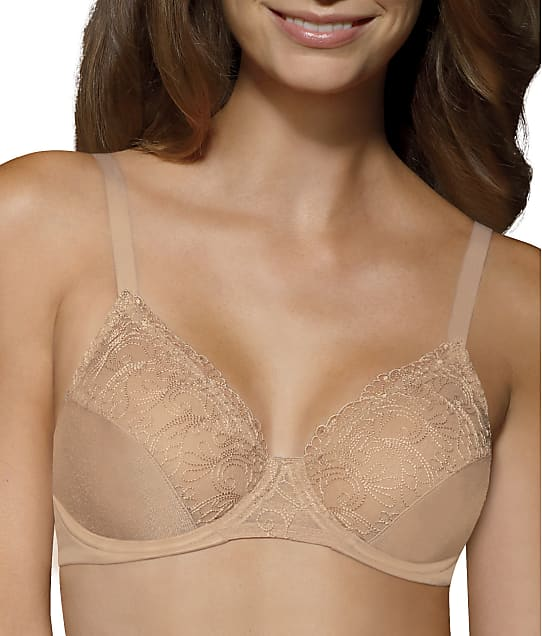 Bali: Perfectly Glamorous Back Smoothing Minimizer Bra