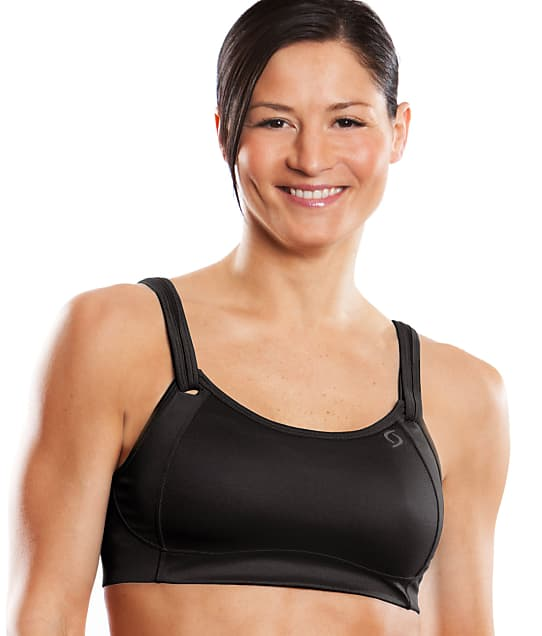Brooks: Fiona Maximum Control Wire-Free Sports Bra