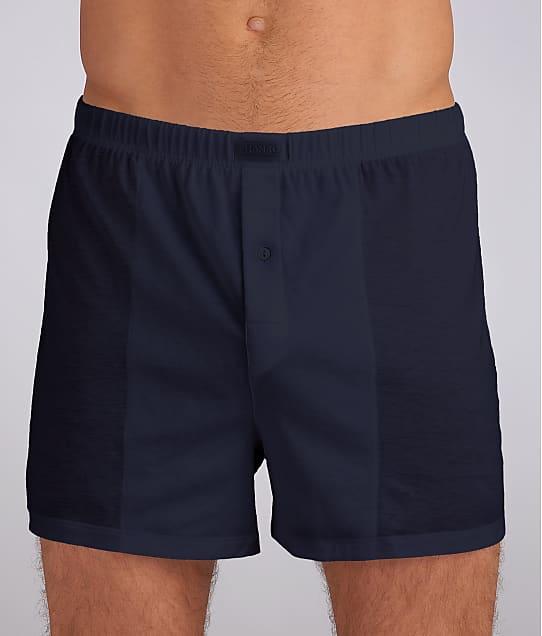 Hanro: Cotton Sporty Knit Boxer