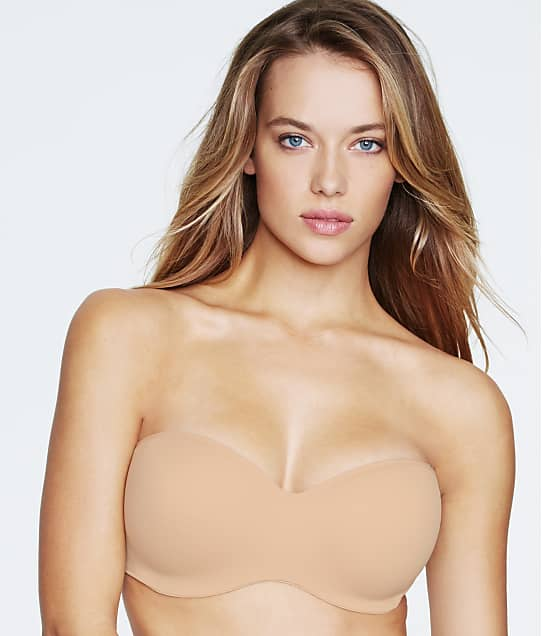 Dominique Oceana Strapless Bra in Nude(Front Views) 3541