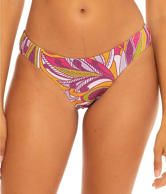 Becca Psychedelica Adela Bikini Bottom in Mulberry 364417