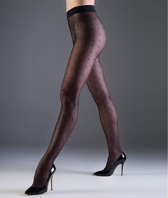 Falke: Sheer Dot Pantyhose