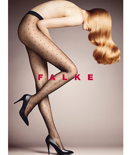 Falke: Sheer Dot Pantyhose