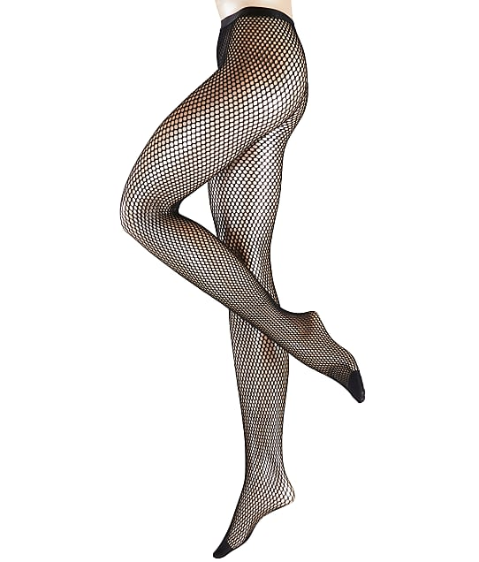 Falke: Autumn Basket Fishnet Pantyhose