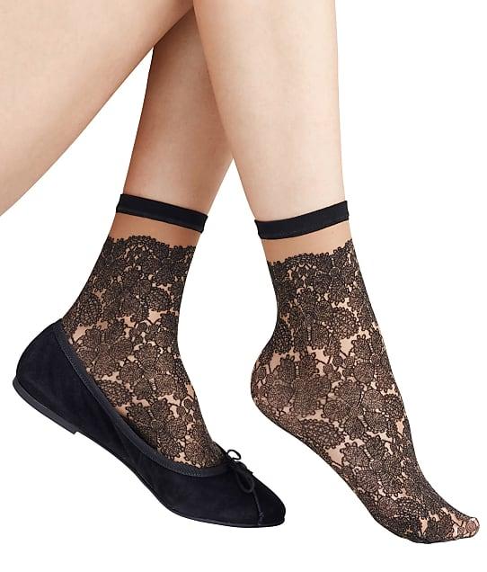 Falke: Glace 30 Denier Anklet Socks