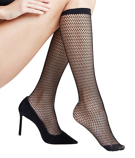 Falke: Fish Trap Knee Highs