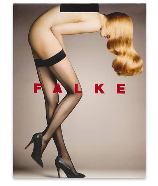 Falke: Back Seam Thigh Highs