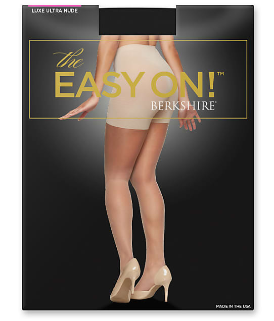 Berkshire: The Easy On! Luxe Ultra Nude Pantyhose