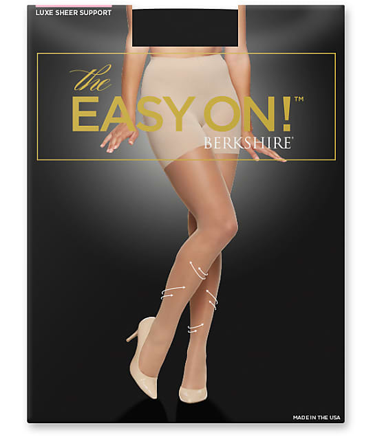 Berkshire: The Easy On! Sheer Support Pantyhose