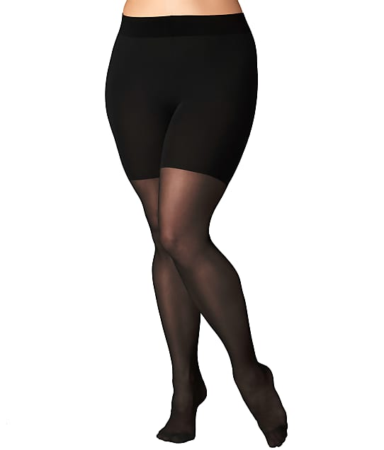Falke Plus Size Beauty 50 Tights in Black 43001