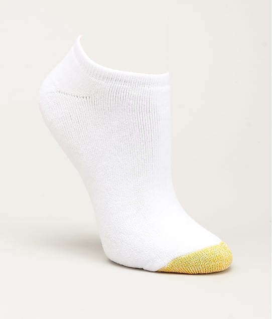 Gold Toe: Cushioned Low-Cut Socks 6-Pack