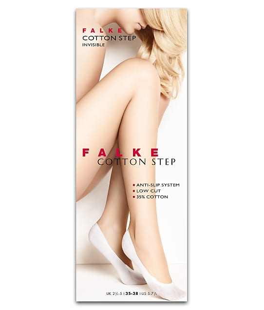 Falke: Elegant Cotton Step Shoe Liners