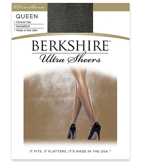 Berkshire silky french cut pantyhose