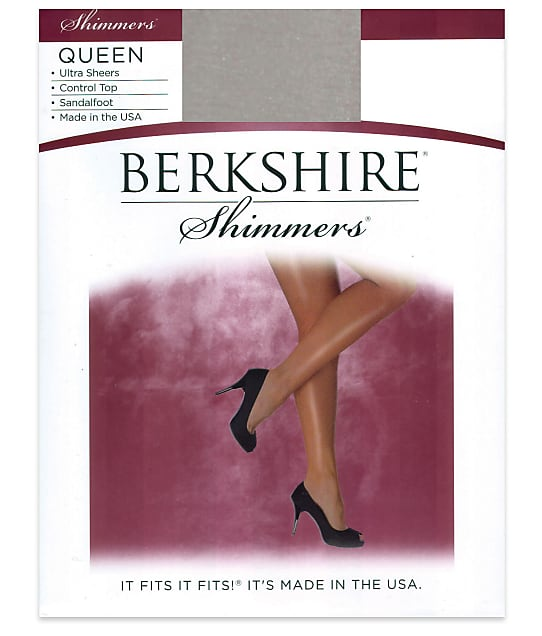 Berkshire: Queen Shimmers Control Top Pantyhose