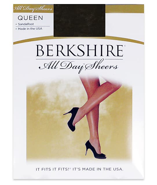 Berkshire: Queen All Day Sheers Pantyhose