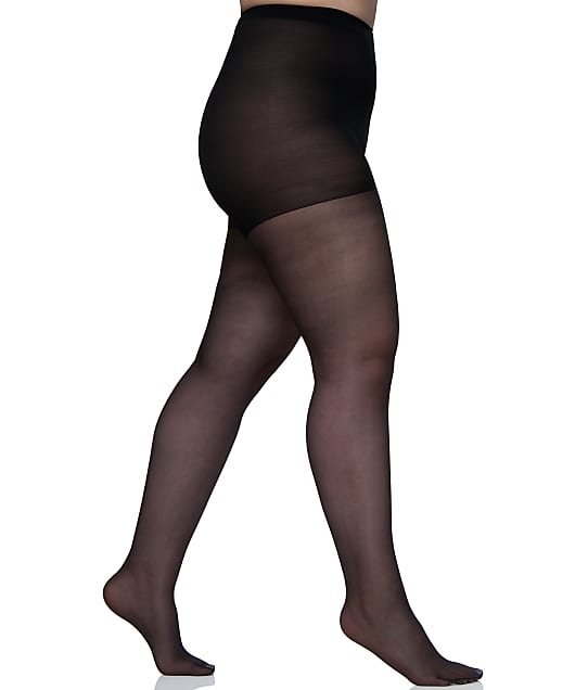 Berkshire: Queen Silky Sheer Support Pantyhose