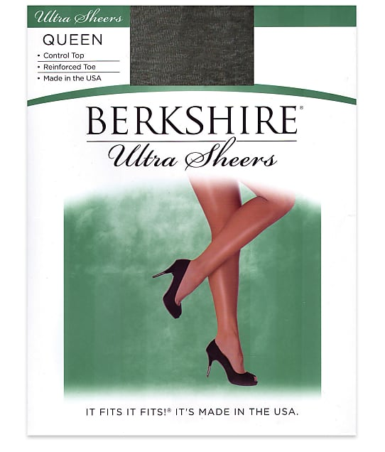 Berkshire: Queen Ultra Sheers Control Top Pantyhose