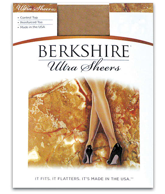 Berkshire: Ultra Sheers Control Top Pantyhose