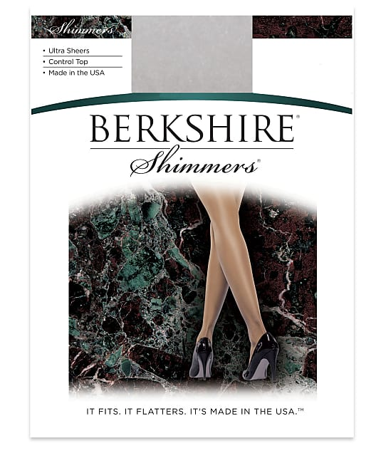 Berkshire: Shimmers Control Top Pantyhose