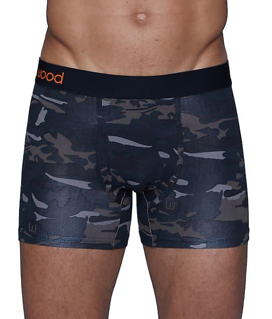 Wood Underwear: Modal Boxer Brief