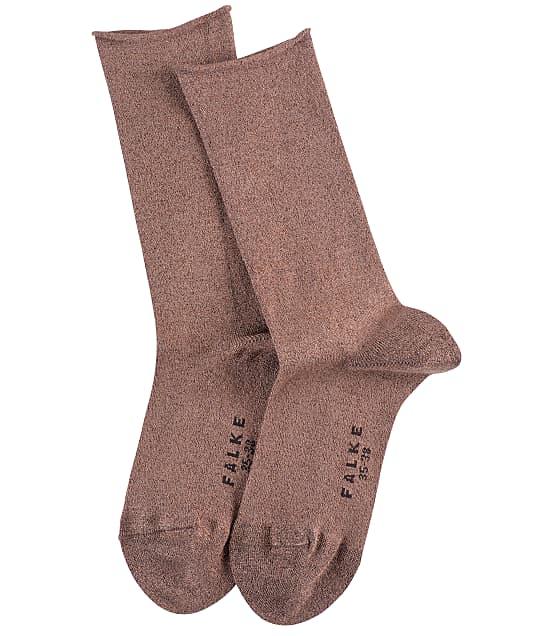 Falke: Shiny Crew Socks