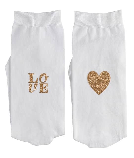 Falke: Heart Love Crew Socks