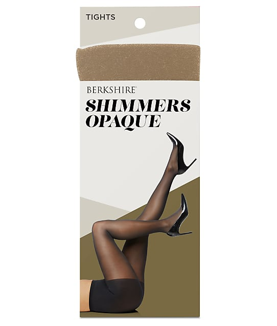 Berkshire: Shimmers Control Top Opaque Tights