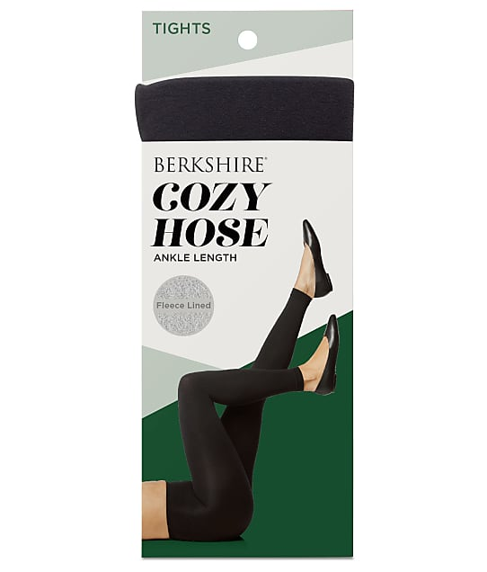Berkshire: Cozy Hose Plush Lined Footless Tights