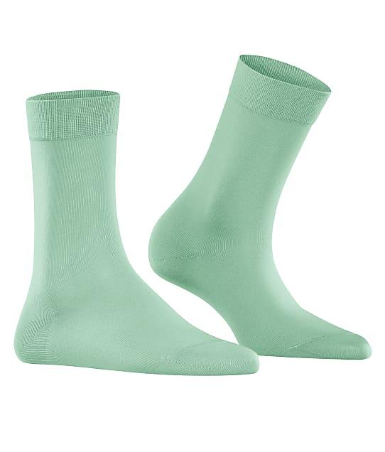 Falke Cotton Touch Socks in Jade 47673