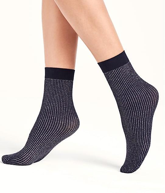 Wolford: Dora Anklet Socks
