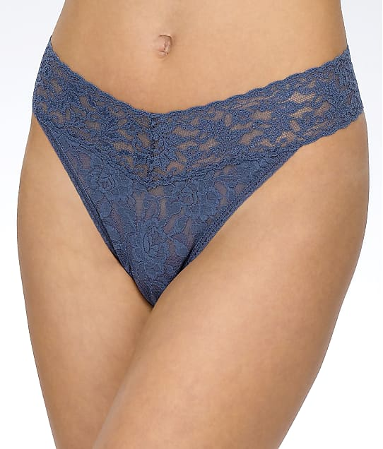 Hanky Panky: Gold Box Signature Lace Original Rise Thong 5-Pack