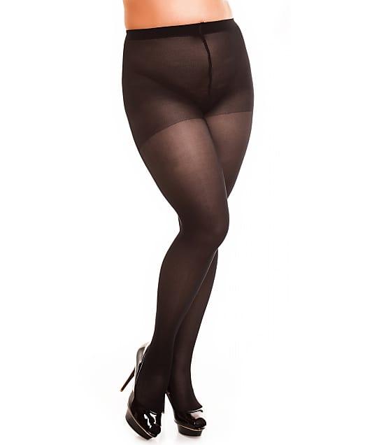 Glamory: Plus Size Vital 40 Tights