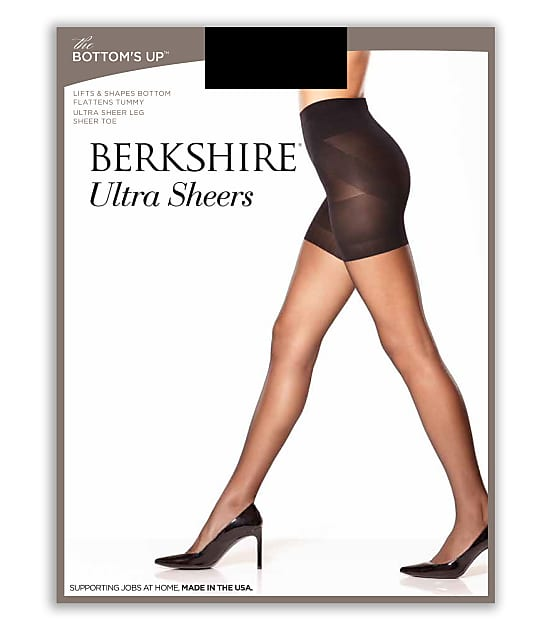 Berkshire: The Bottoms Up™  Ultra Sheers Shaping Pantyhose