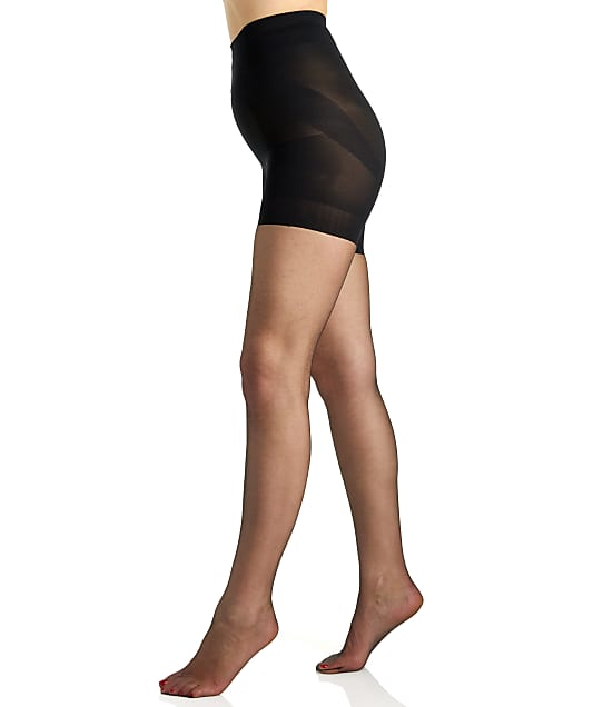 Berkshire: The Bottoms Up™ Shimmers Shaping Pantyhose