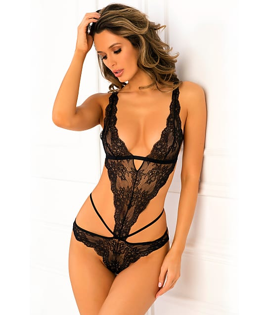 Rene Rofe: No Mercy Wireless Cage Teddy