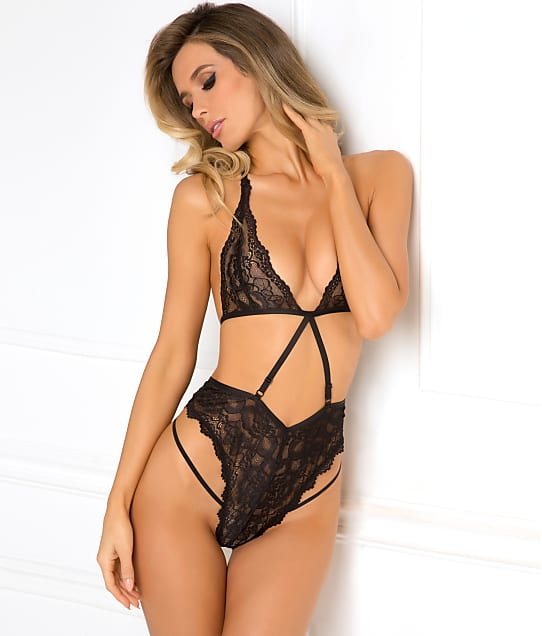 Rene Rofe: Seductive Strappy Wireless Teddy