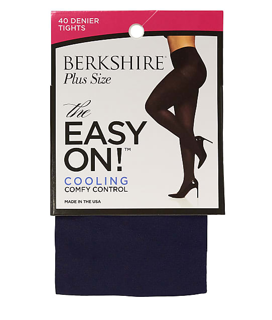 Berkshire: Plus Size Easy On Cooling Control Top Tights