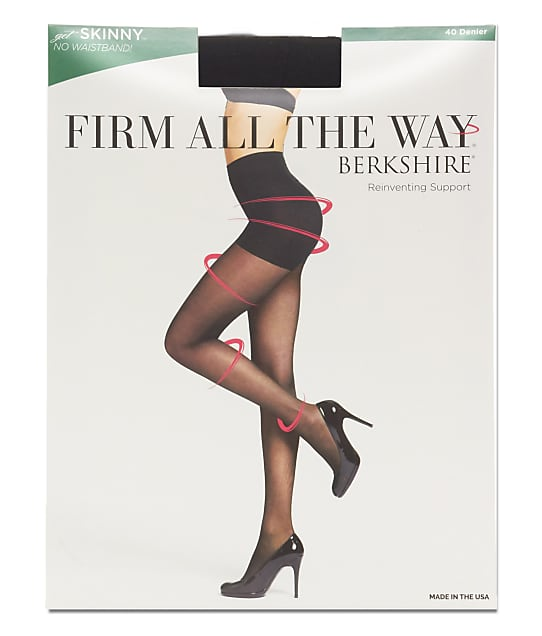 Berkshire: Firm All The Way Skinny Shaping Pantyhose
