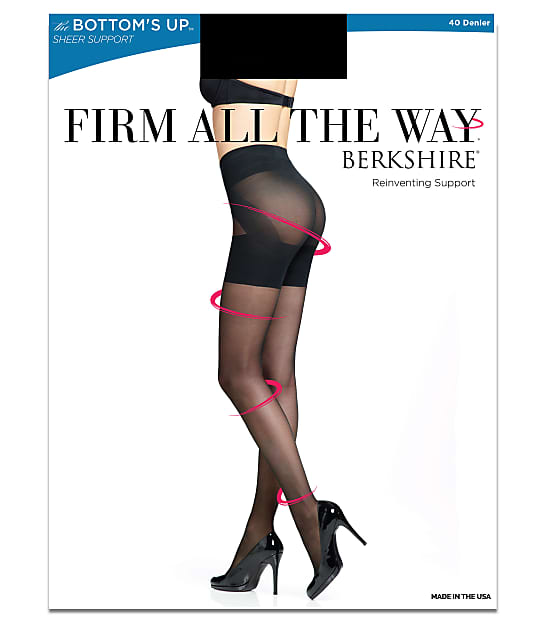Berkshire: Firm All The Way Bottom's Up Shaping Pantyhose