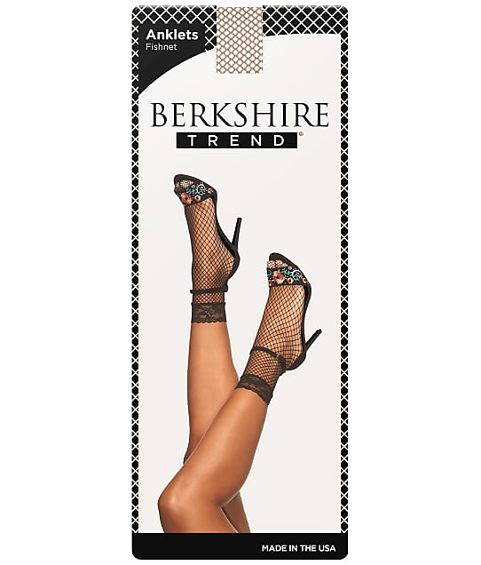 Berkshire: Fishnet Anklet